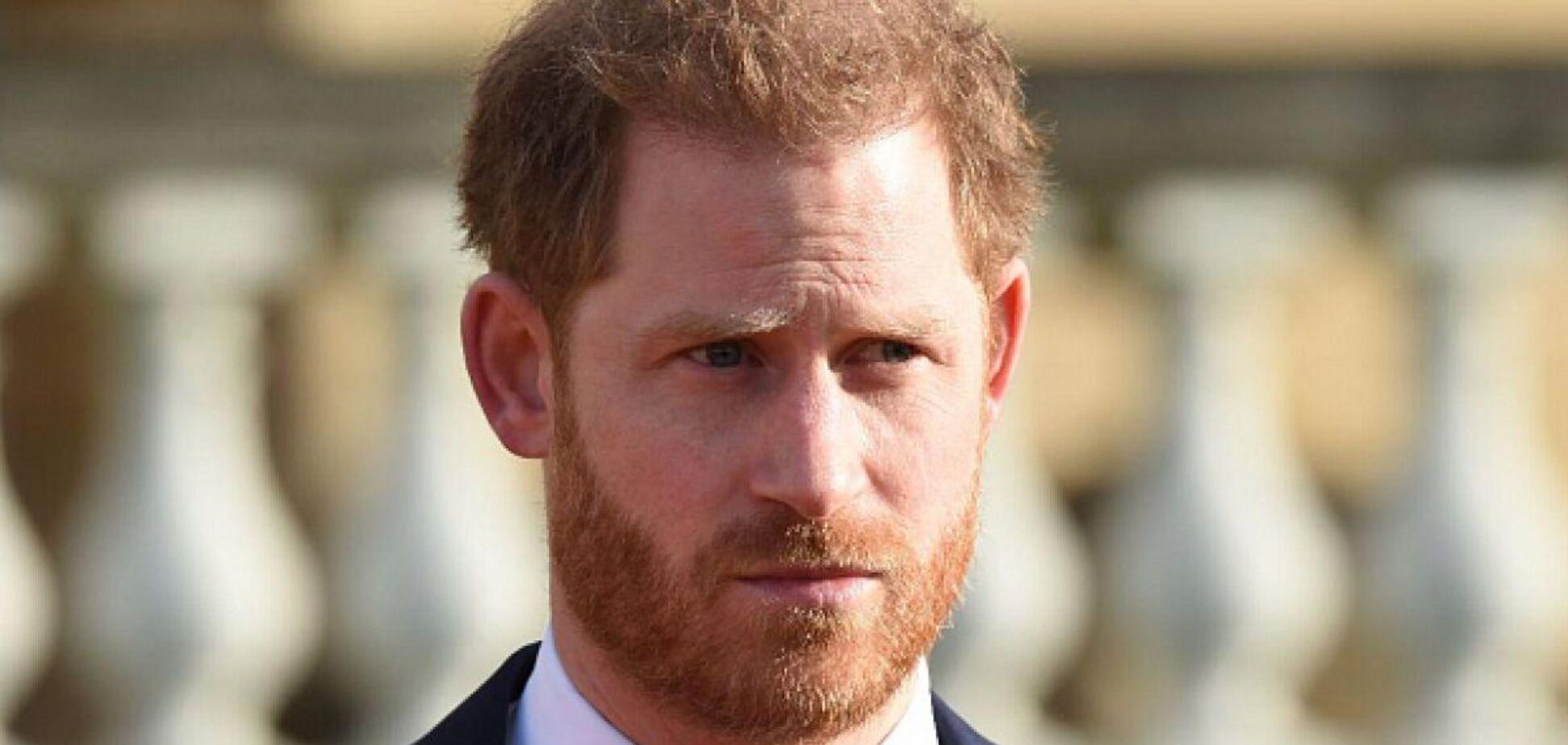 Принц Гаррі назвав причину переїзду в США