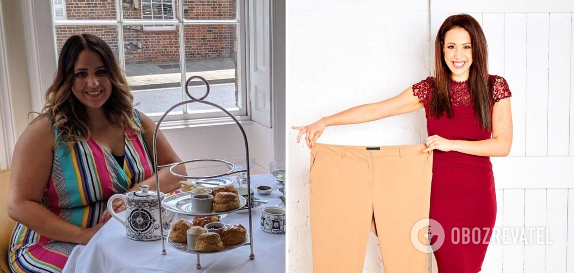 Ранее женщина весила 114 килограммов