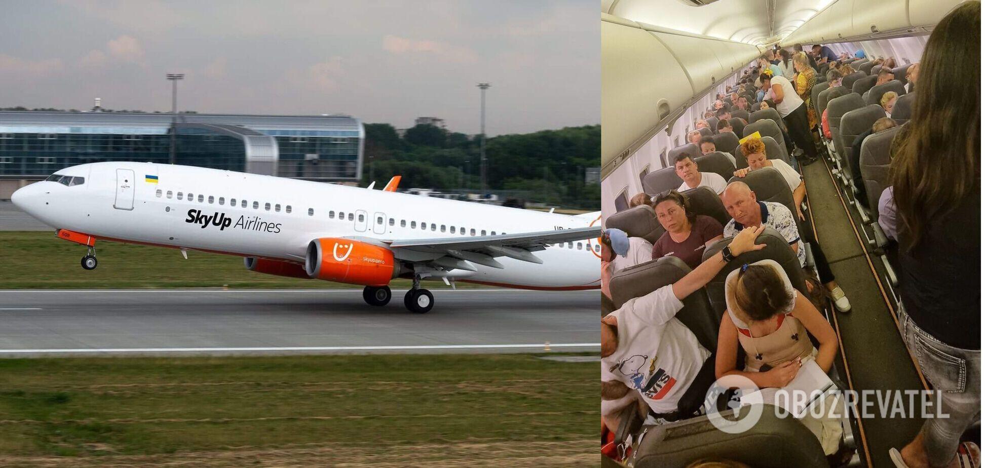 Літак з українцями, які летіли із Занзібару, застряг в Африці
