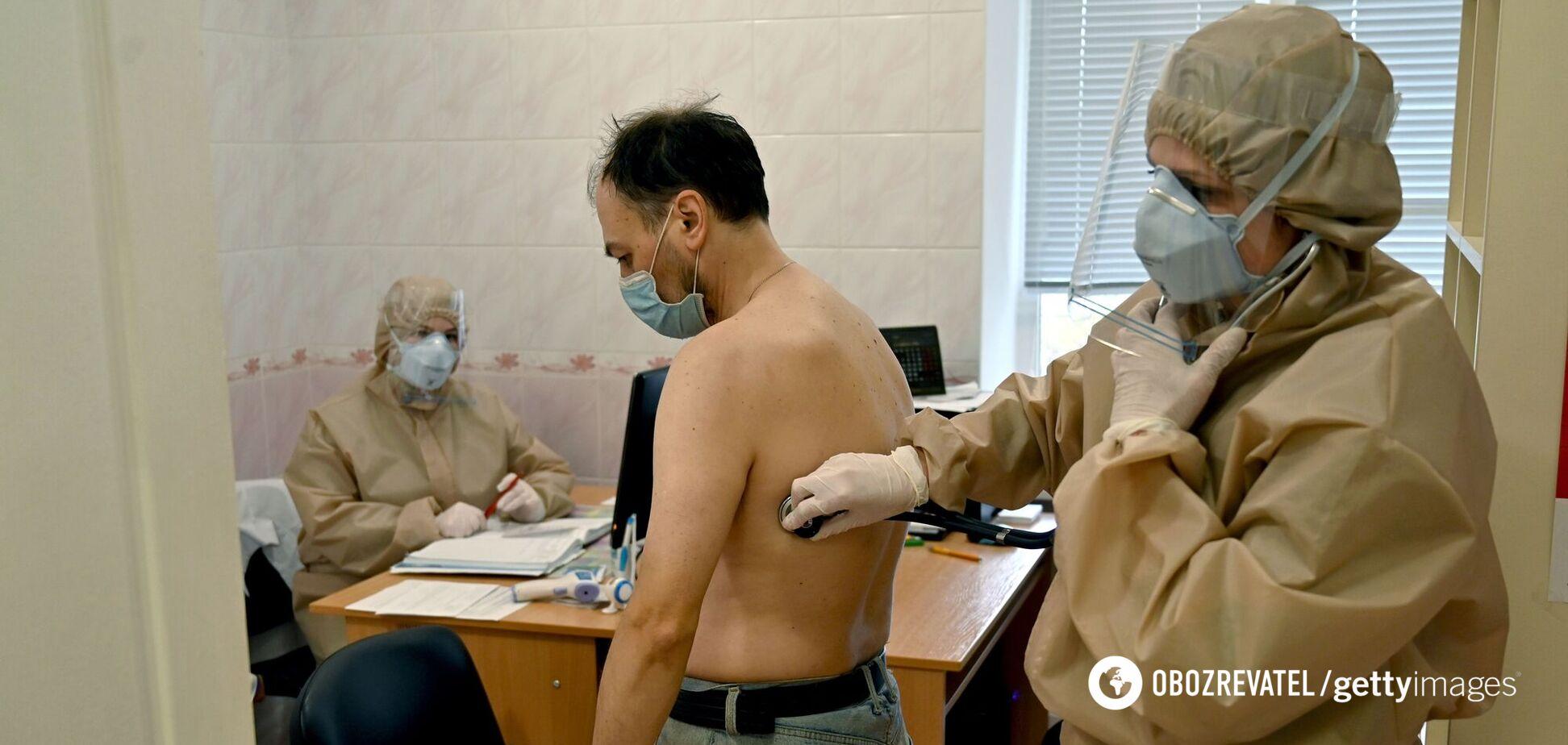 Хроника коронавируса в мире на 27 февраля: Украина вошла в десятку стран по числу заражений в Европе