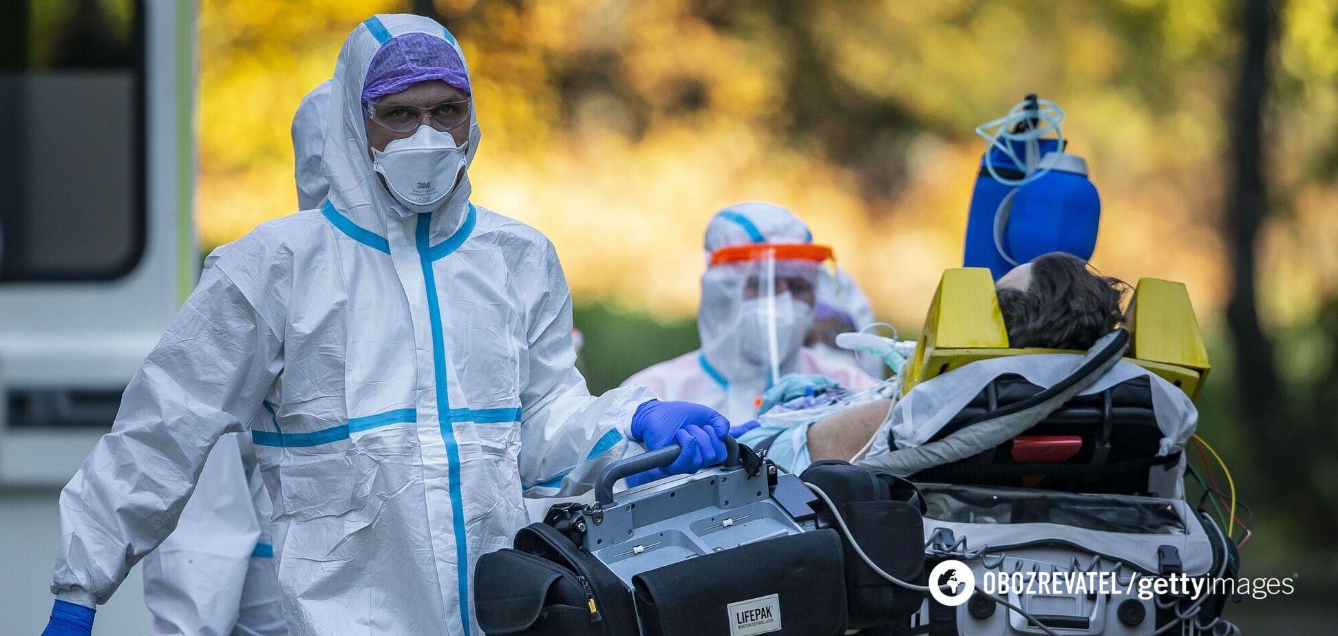 В Чехии продлили чрезвычайное положение из-за COVID-19: передвижение людей ограничено