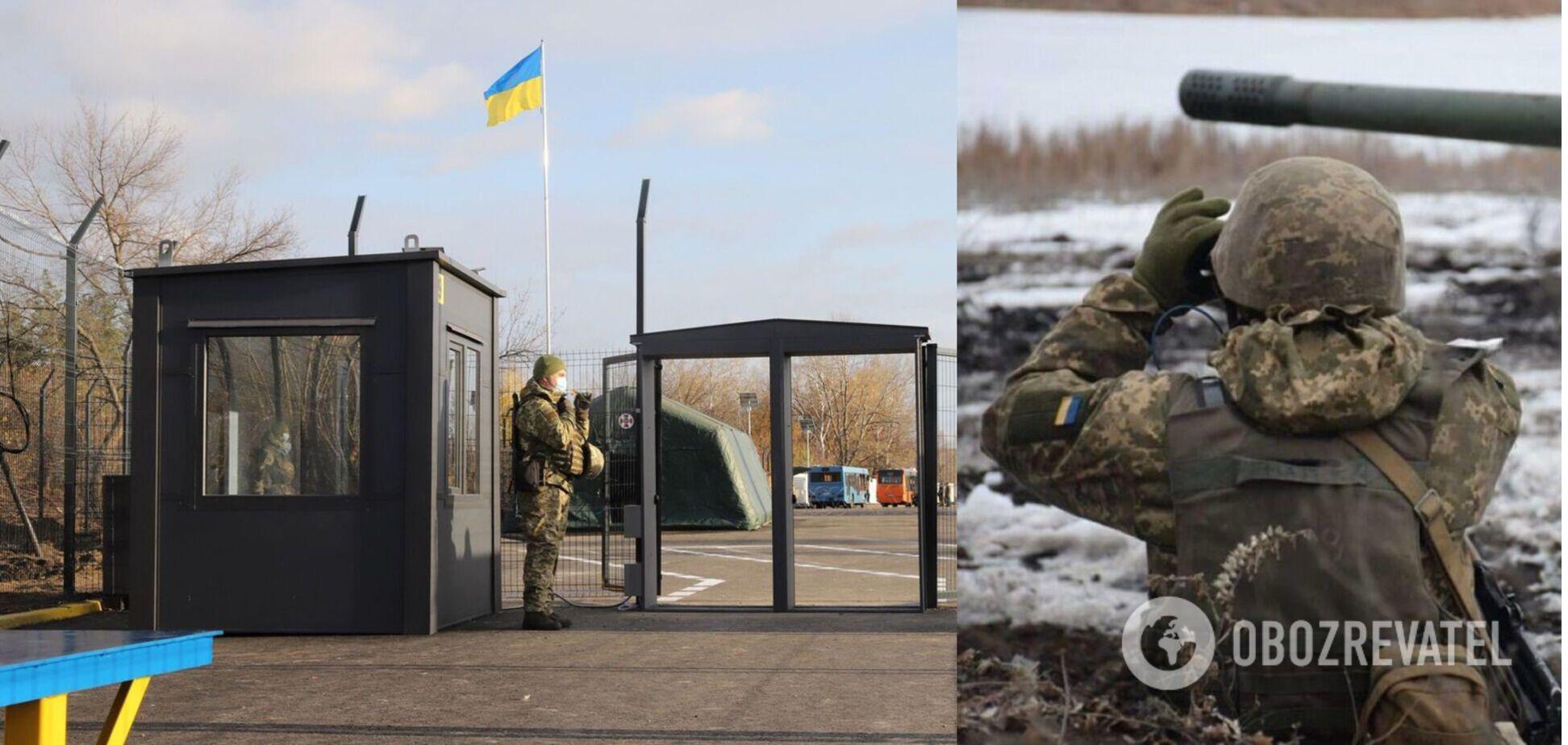 На Донбассе не пропустили гумконвой для украинцев