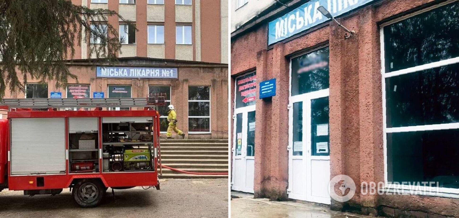 Стала відома справжня причина вибуху в лікарні Чернівців