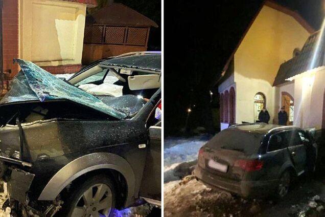 Под Ривне пьяный на Audi устроил смертельное ДТП. Фото