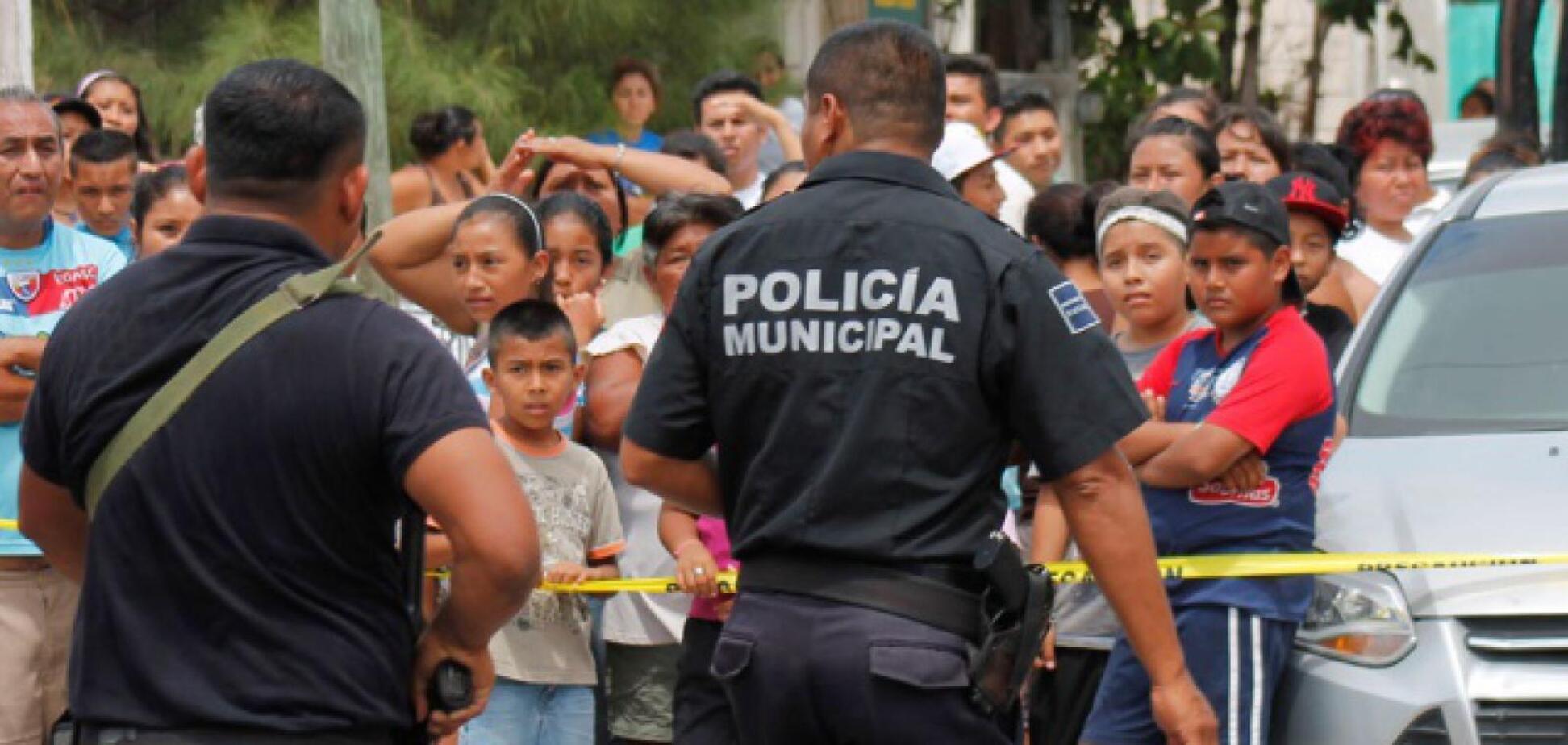 Массовое убийство произошло в Мексике