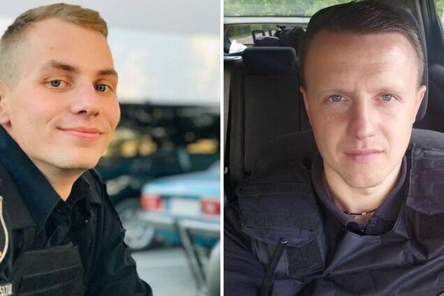 Полицейские-герои, спасшие четыре жизни
