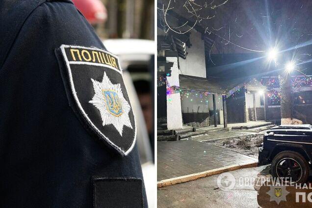 В Днепре устроили стрельбу в кафе: задержаны 15 человек