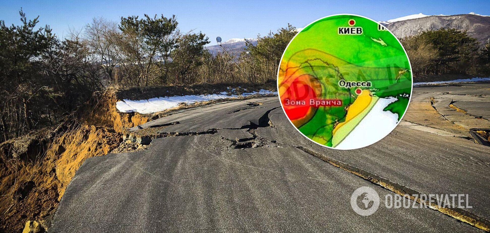 У Румунії стався землетрус: може дійти і до України