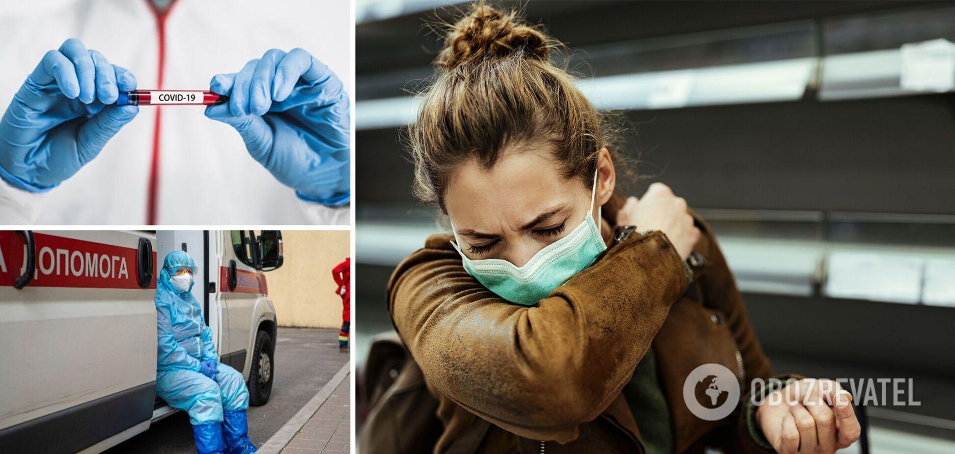 Инфекционист: Украину ждет еще несколько волн COVID-19, следующая ударит по молодежи
