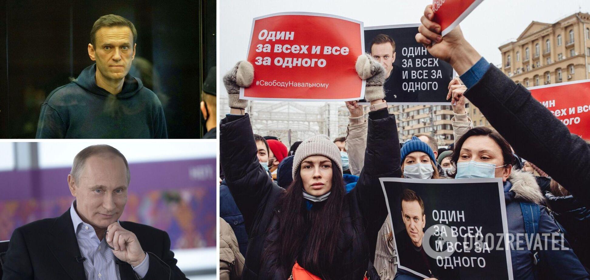 Навальний не поверне Крим, але Путін його випустить: чого чекати Україні від 'повстання' росіян