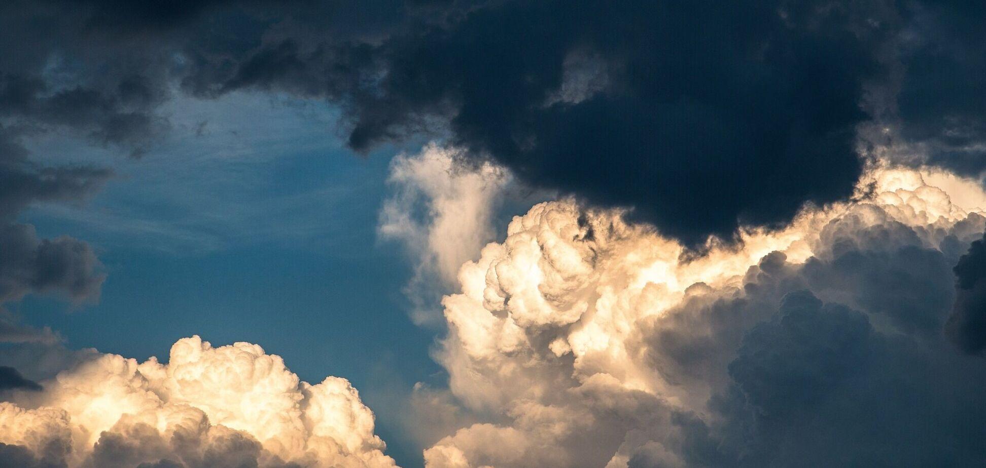 Хмарне небо