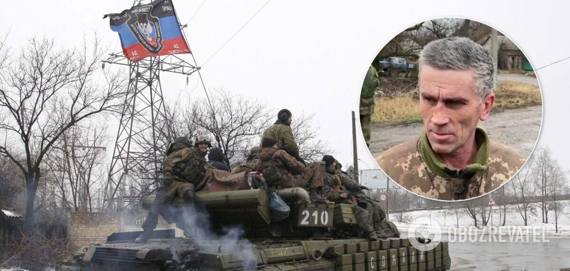 Український воїн потрапив у полон 'ДНР'