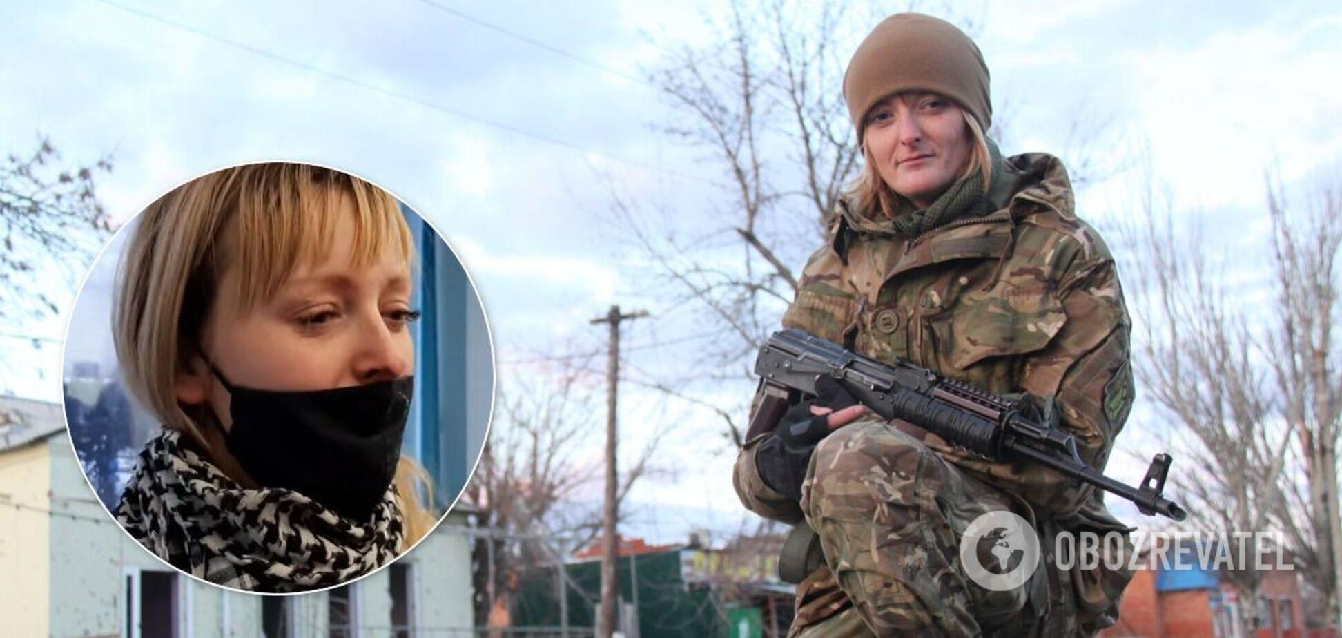 Подозреваемую в конвоировании пленных на Донбассе ветерана АТО отпустили под домашний арест