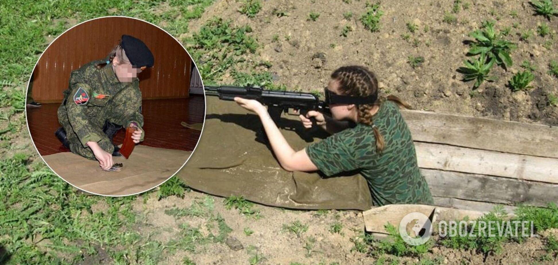 'Л/ДНР' учат детей стрелять: Украина начала расследование