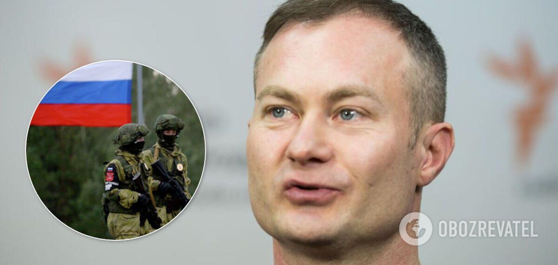 Представитель Украины в ТКГ Сергей Гармаш