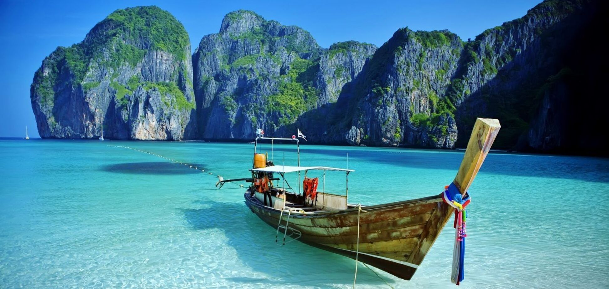 Популярный тайский остров планирует открыть границы для вакцинированных туристов