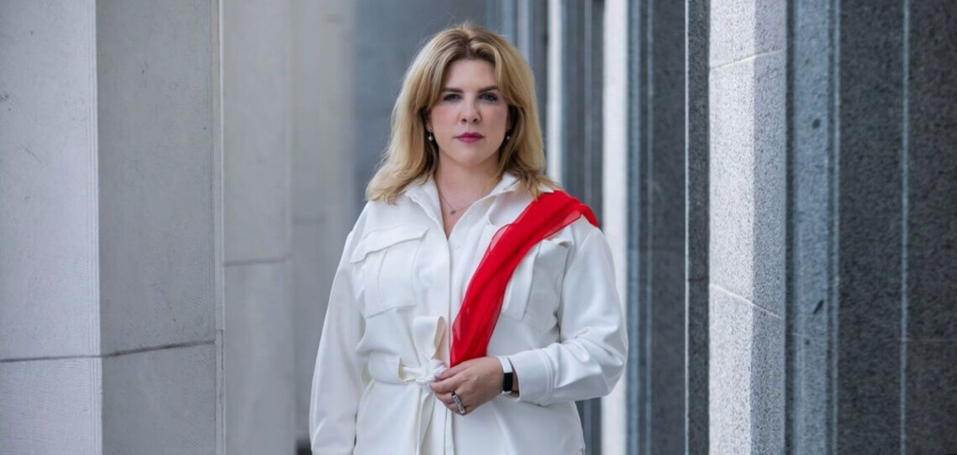 Рудик підтримала рішення Зеленського щодо санкцій проти телеканалів