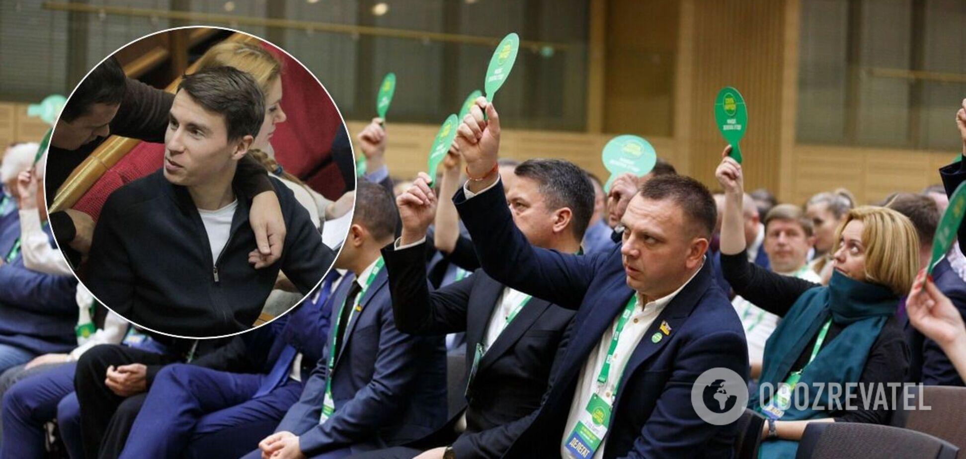 'Слуга народа'Максим Павлюк
