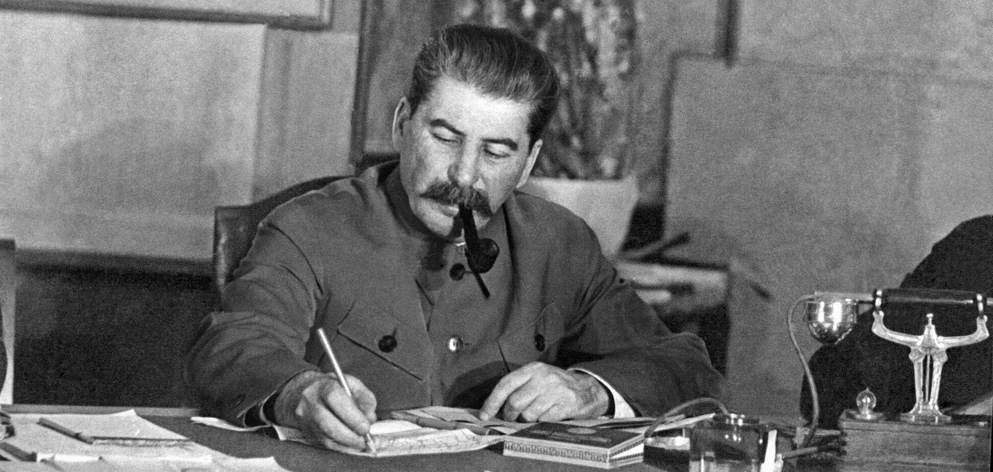 Тиран Йосип Сталін