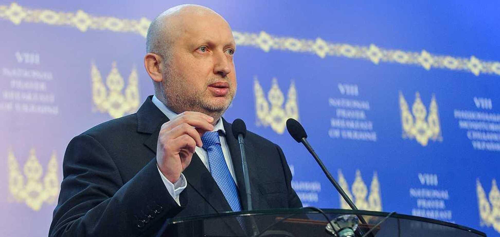 Турчинов заявил, что власть продолжает наступление на патриотов