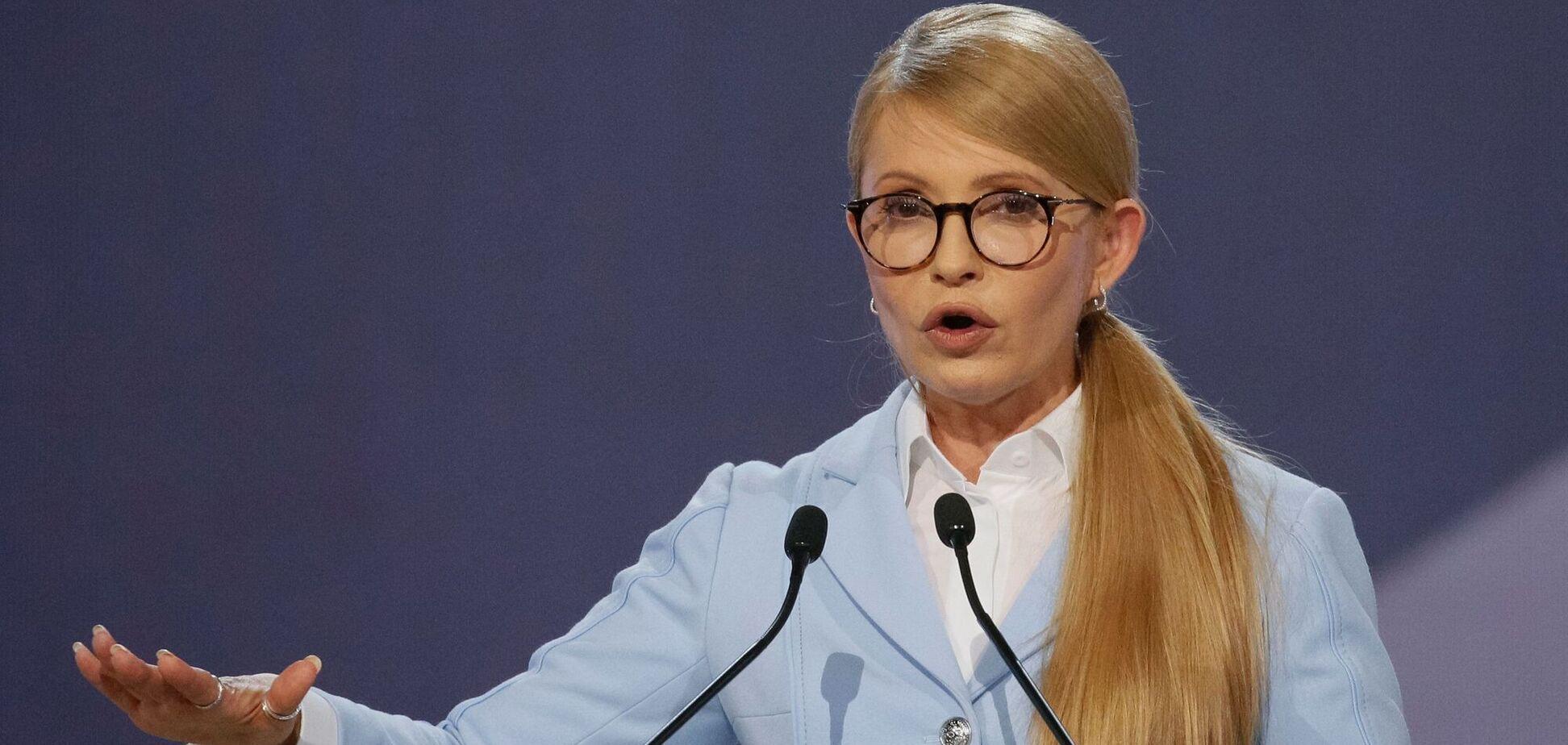 Инициативу Тимошенко по цене на газ поддержали около 500 местных советов Украины