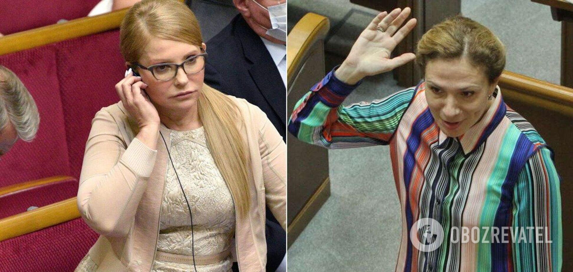 Стильные образы украинских женщин-политиков: в чем ходят в Раду