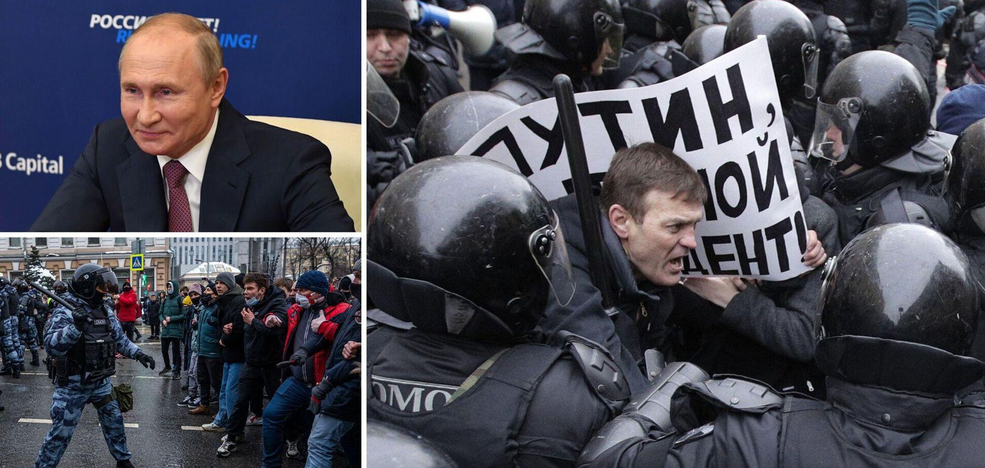 Яковенко: Путин призывает народ к насилию, у России нет будущего. Интервью