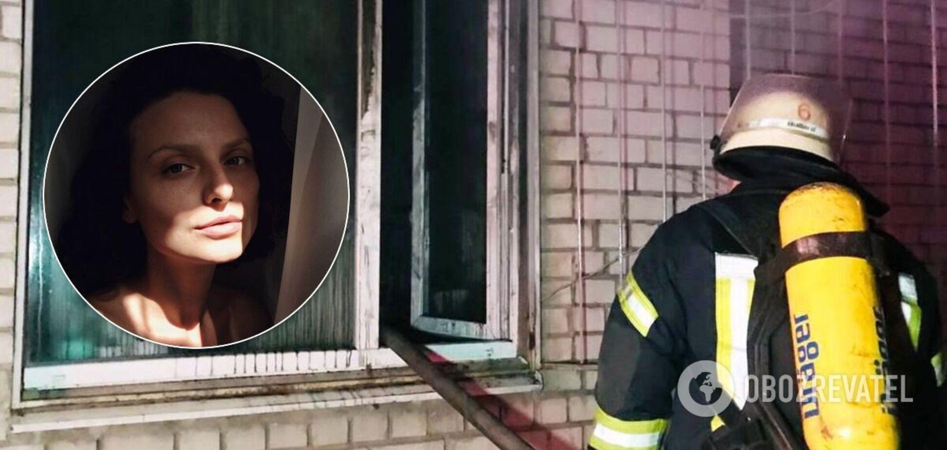 В Запорожском медуниверситете рассказали о 26-летней девушке-враче, погибшей на пожаре в больнице