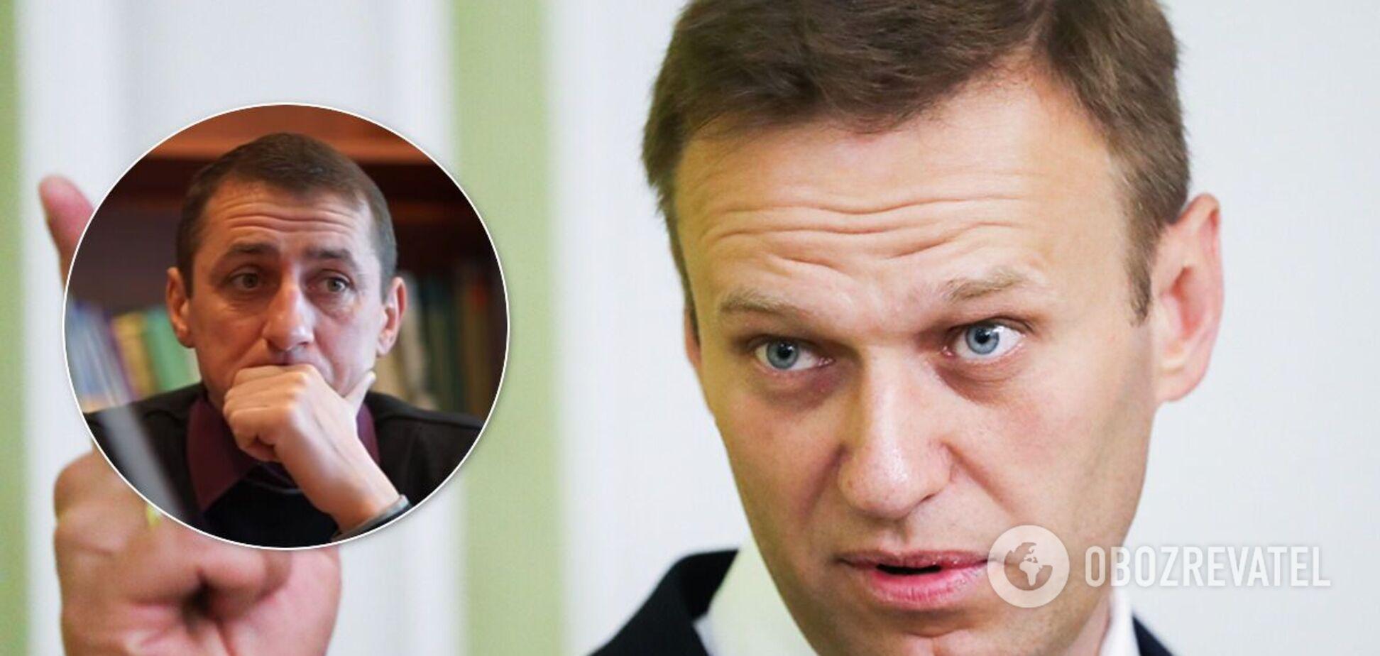 Родственника Навального выбрали главой села в Украине