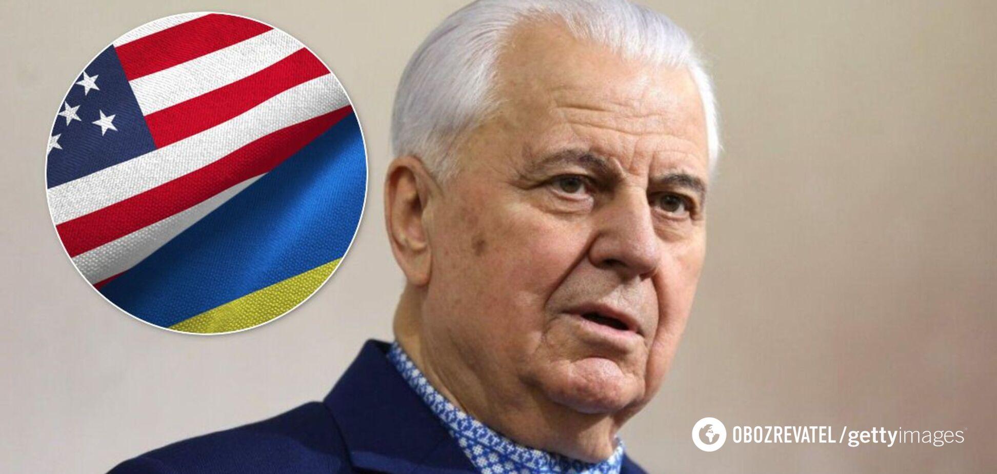 Кравчук пояснив, чи потрібні США в 'нормандському форматі'