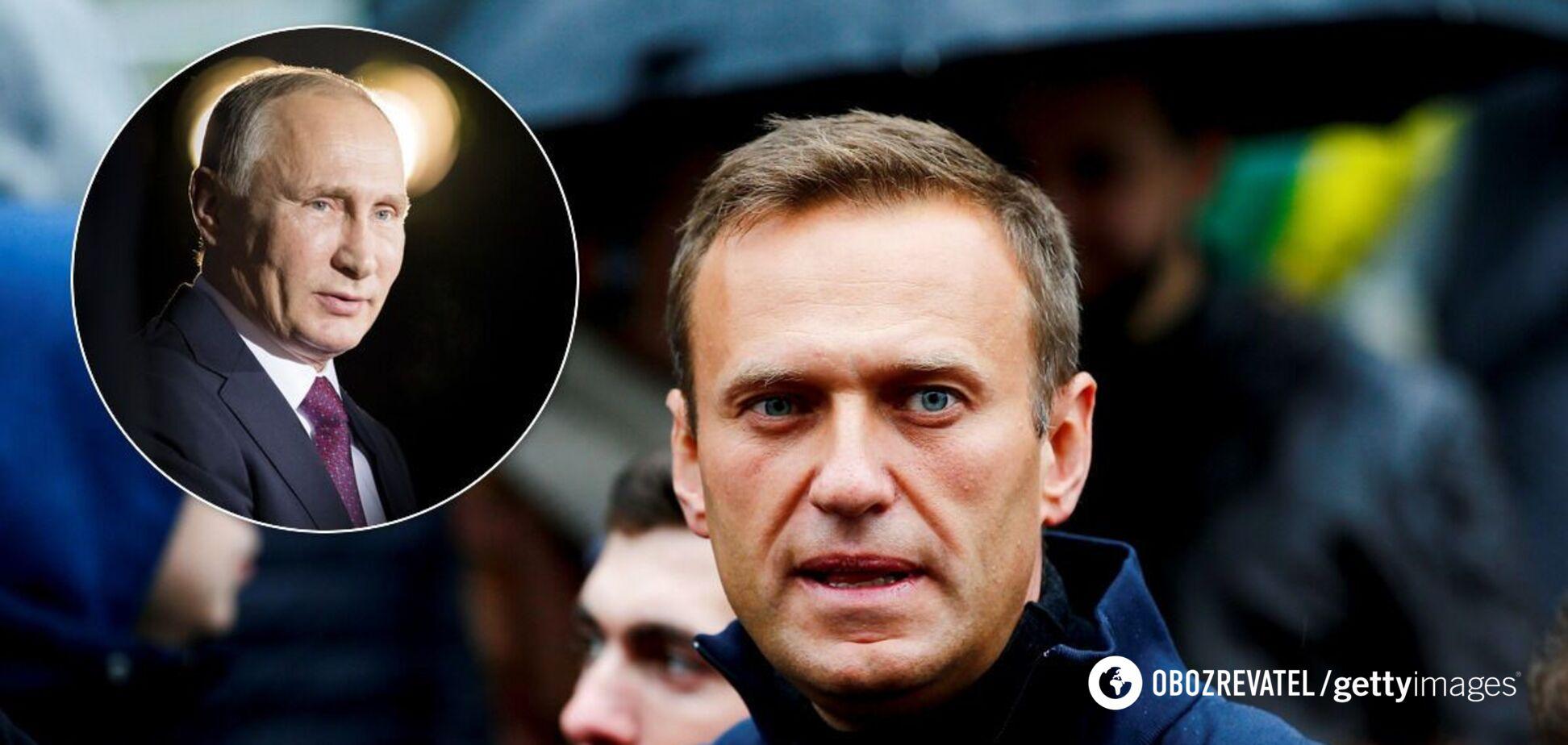 Путін ризикує своїми мільярдами через Навального, – Фейгін