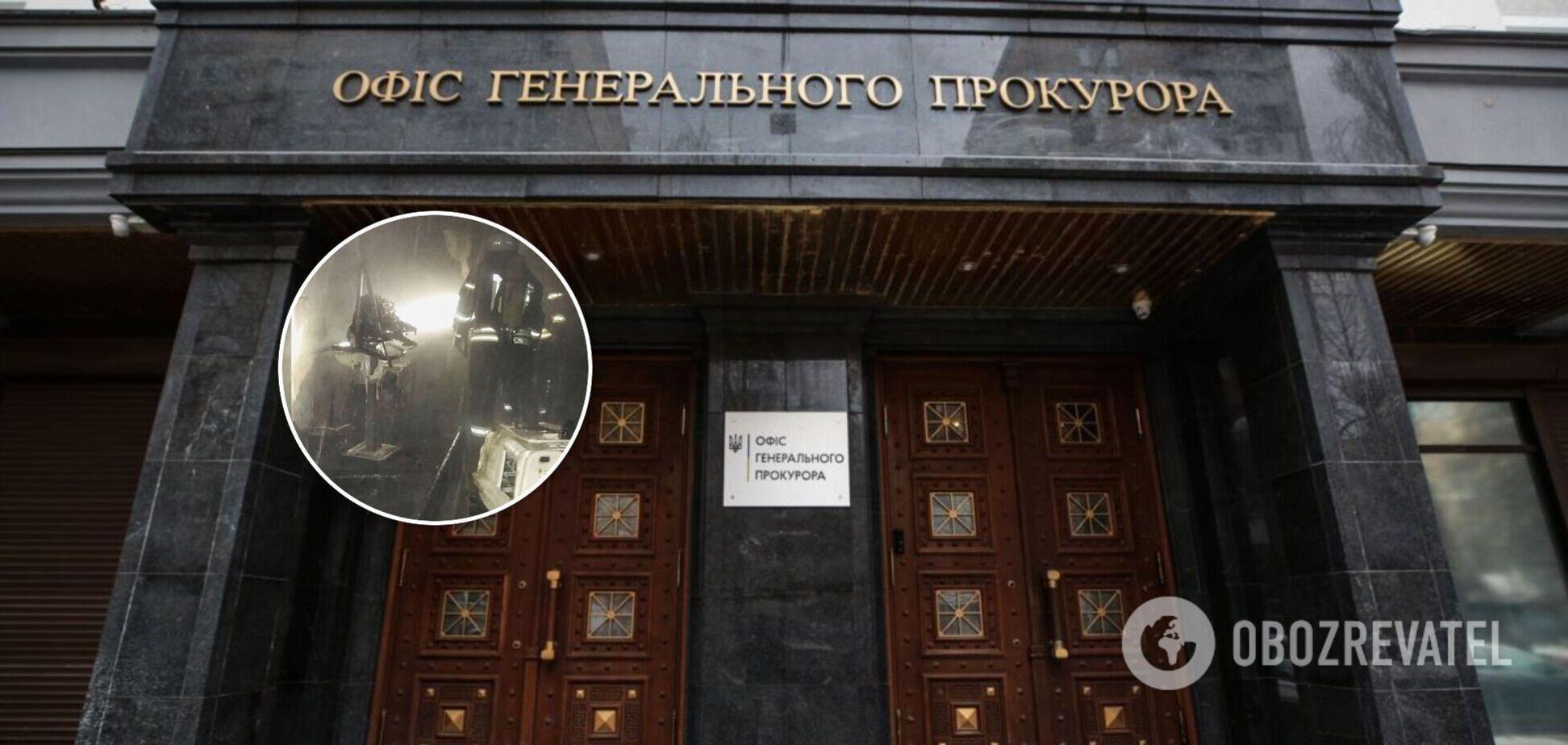По делу о смертельном пожаре в больнице Запорожья есть первый задержанный