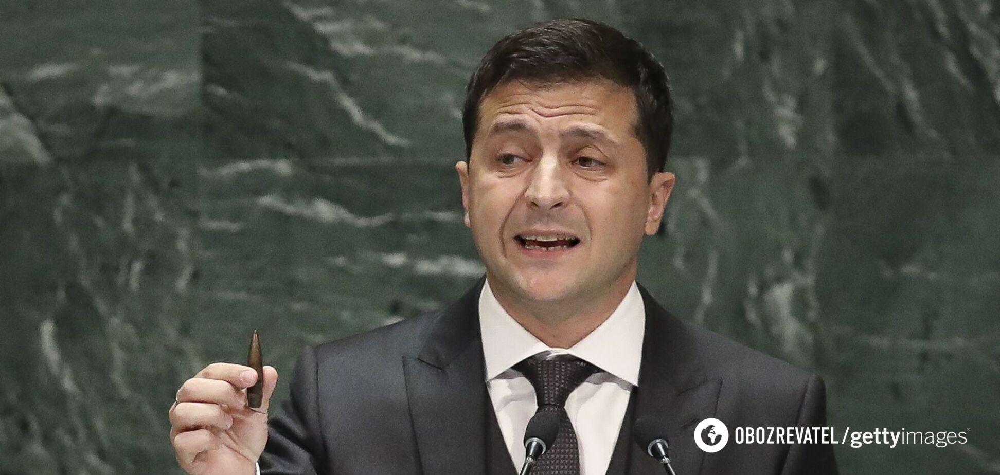 Президент Володимир Зеленський ввів санкції проти каналів Віктора Медведчука