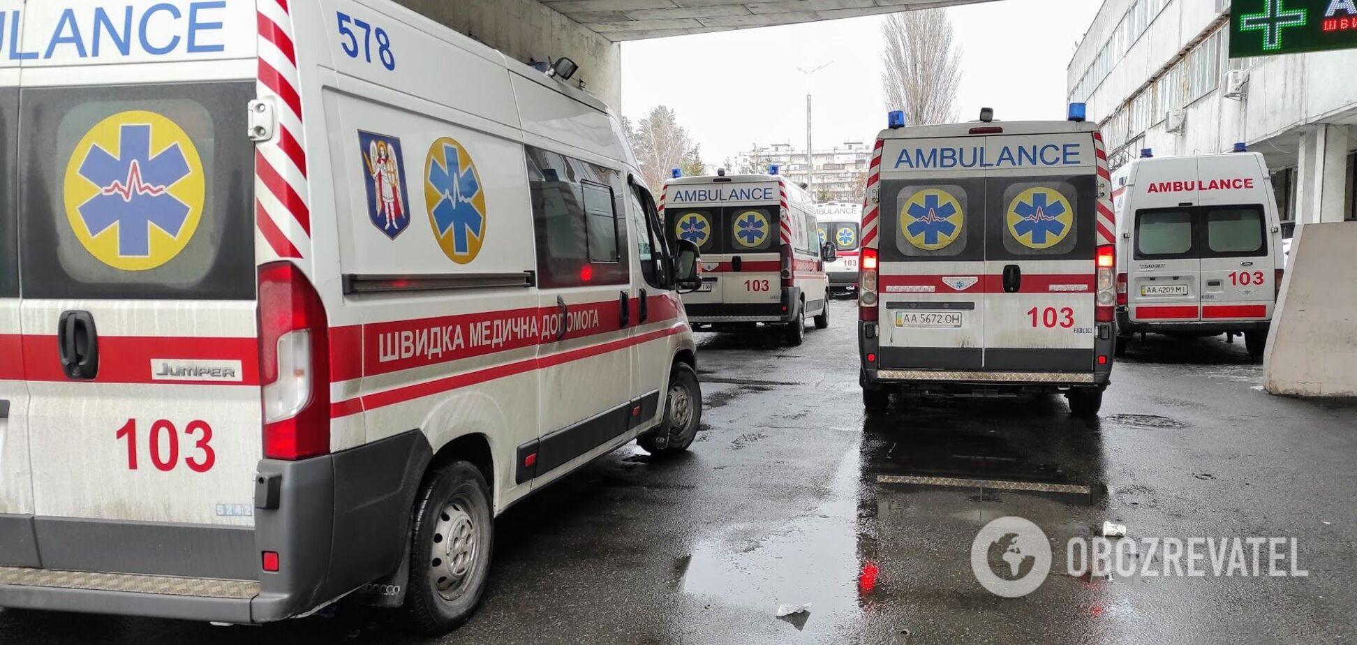 Во время родов у киевлянки возникли проблемы