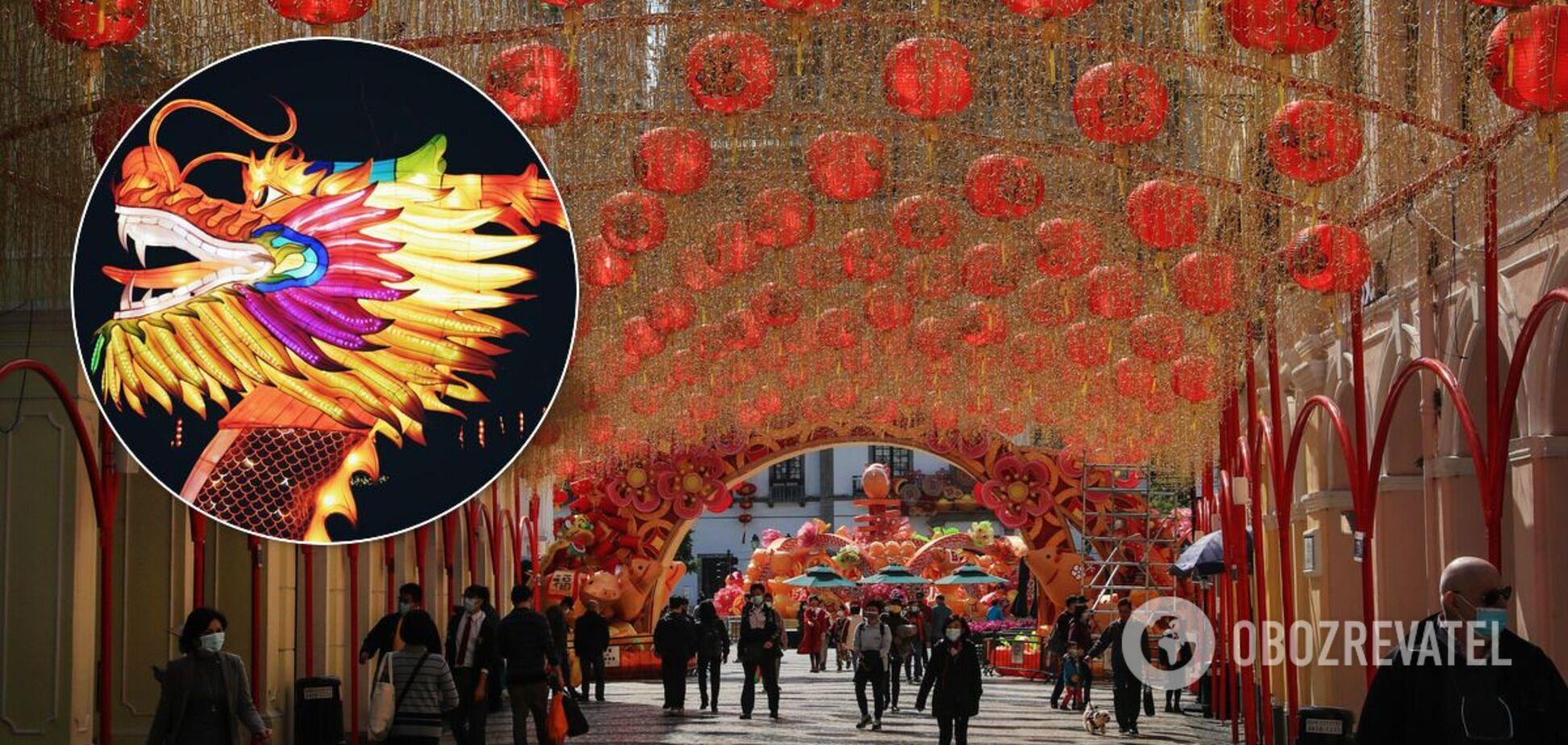 Історія святкування Нового року в Китаї налічує понад три тисячі років