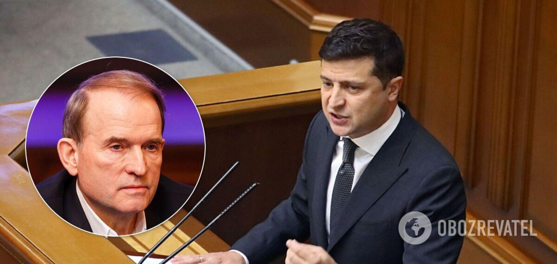 Журналіст нагадав попередження Зеленського про канали Медведчука: це погано закінчиться. Відео