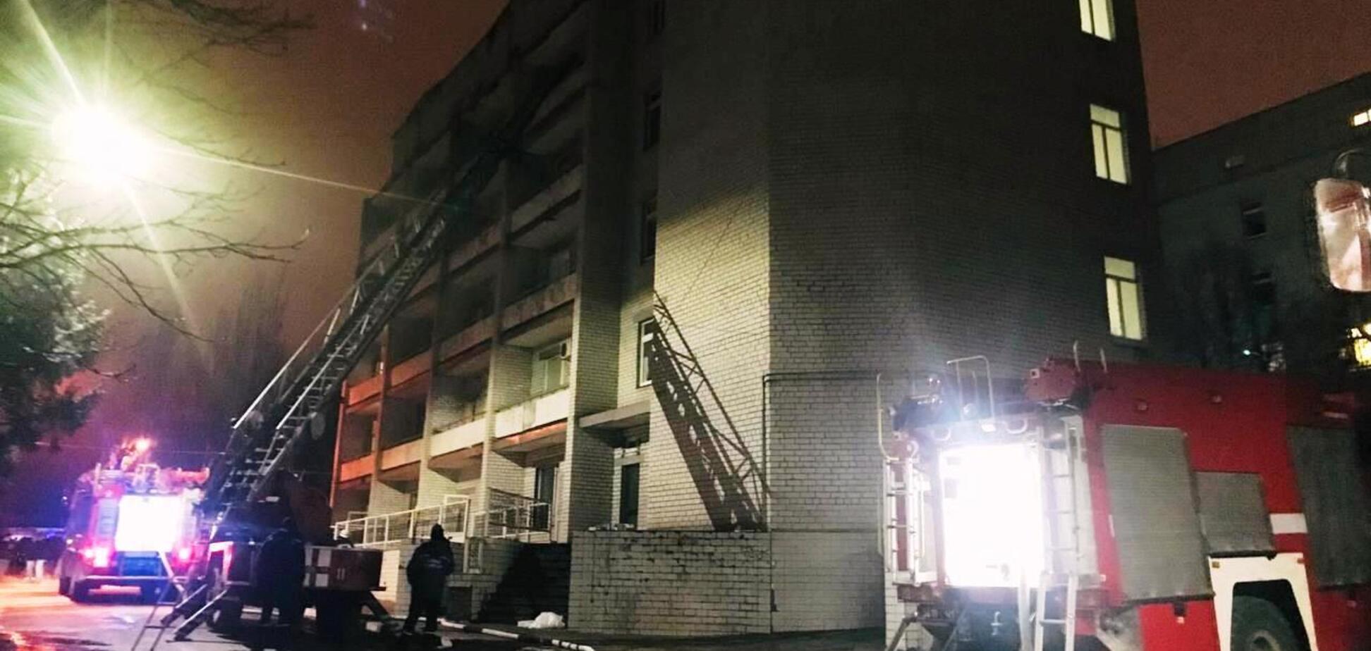 Названо можливу причину смертельної пожежі в Запоріжжі