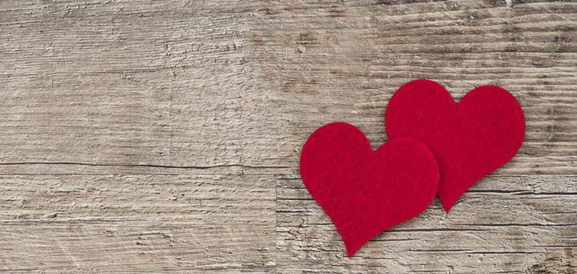 День влюбленных - валентинки