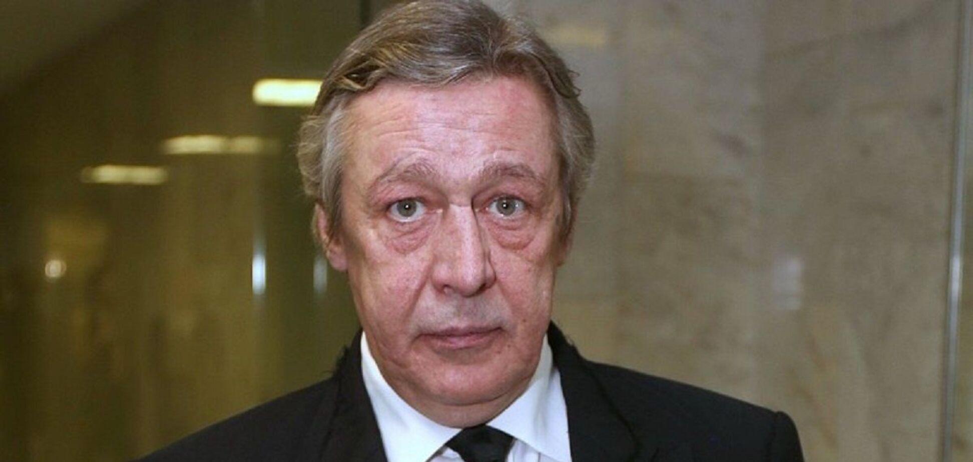 Осужденный Ефремов 'исчез' из колонии – СМИ