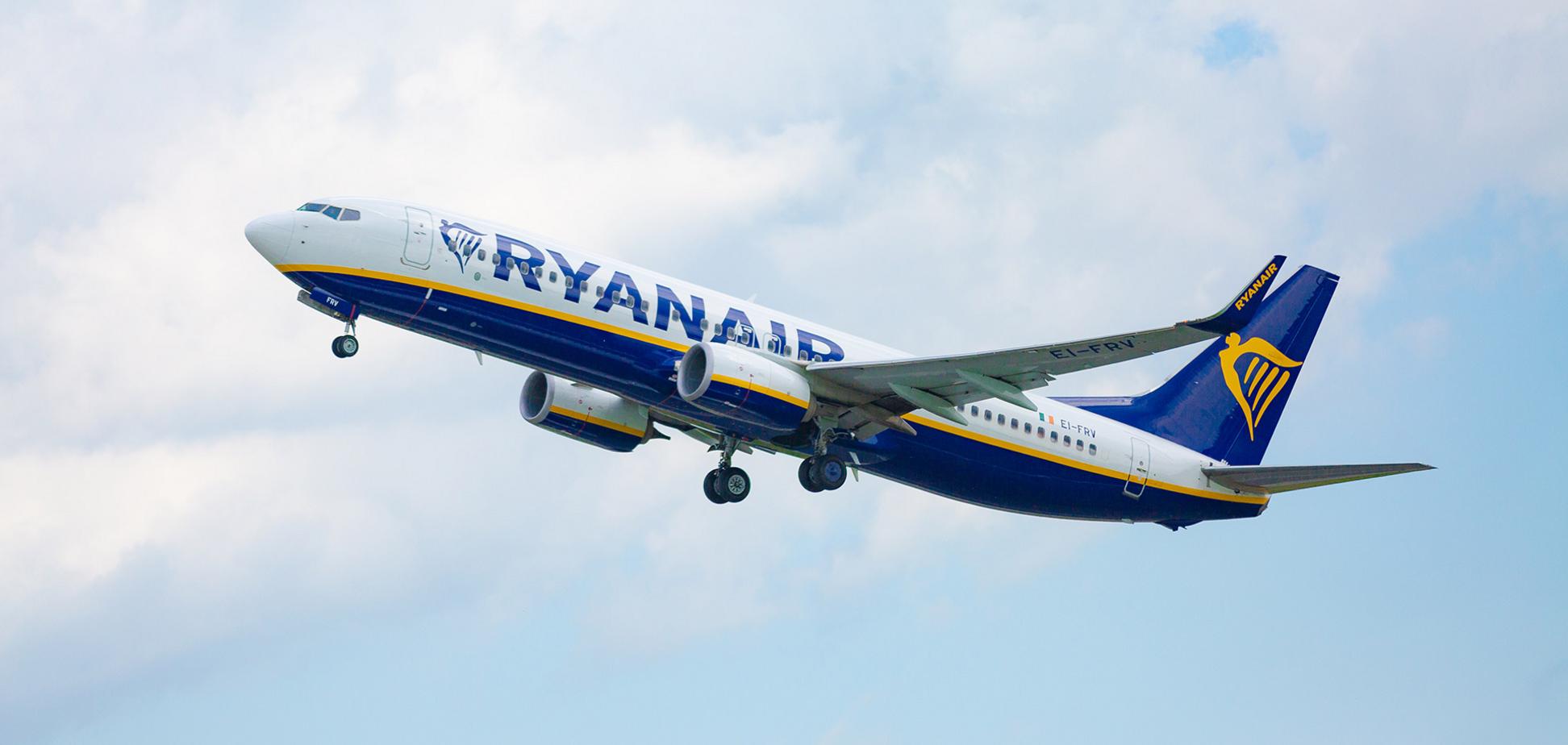 Ryanair запретили использовать рекламу о вакцинации от COVID-19
