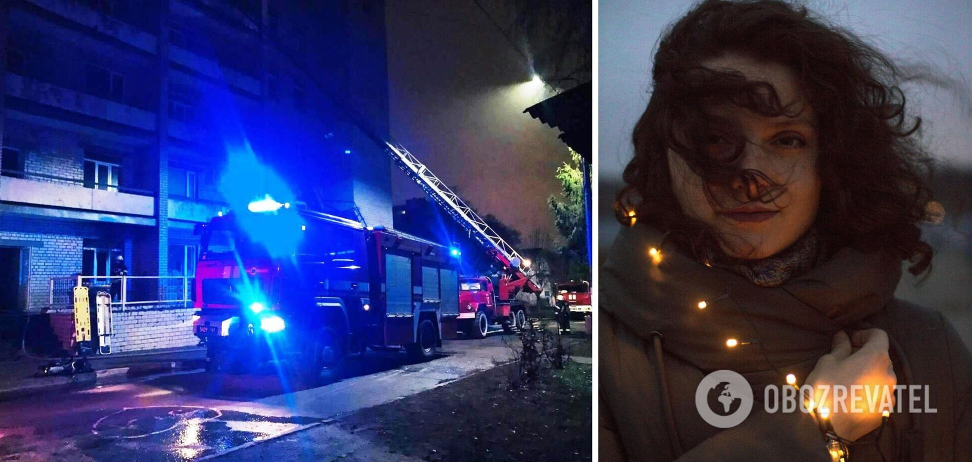 В Запорожье попрощаются с 26-летней врачом, погибшей в пожаре
