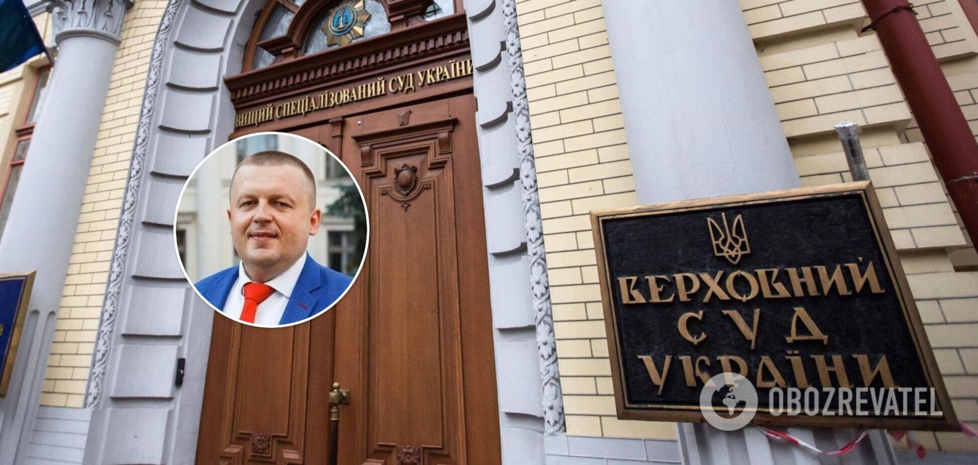 Юрист из Харькова Роман Лихачев обжаловал указ Зеленского
