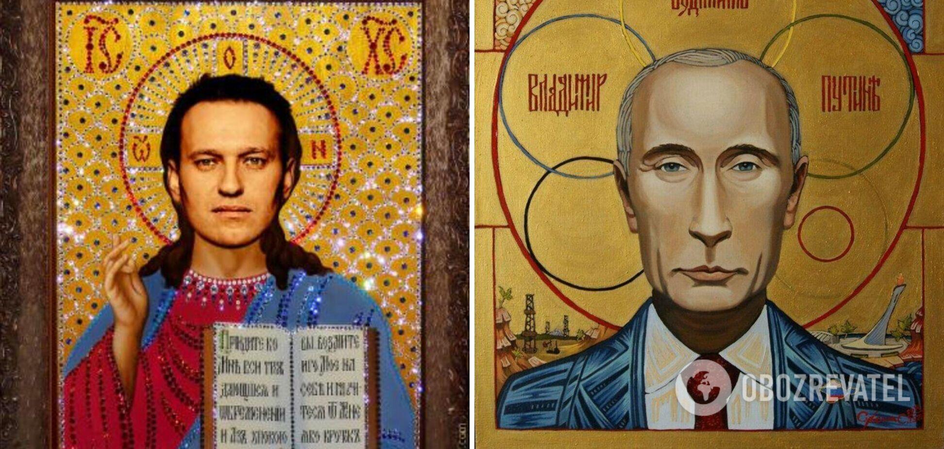 Сакрализация Навального дошла до опаснейшей точки. Так даже Гитлера не мифологизировали