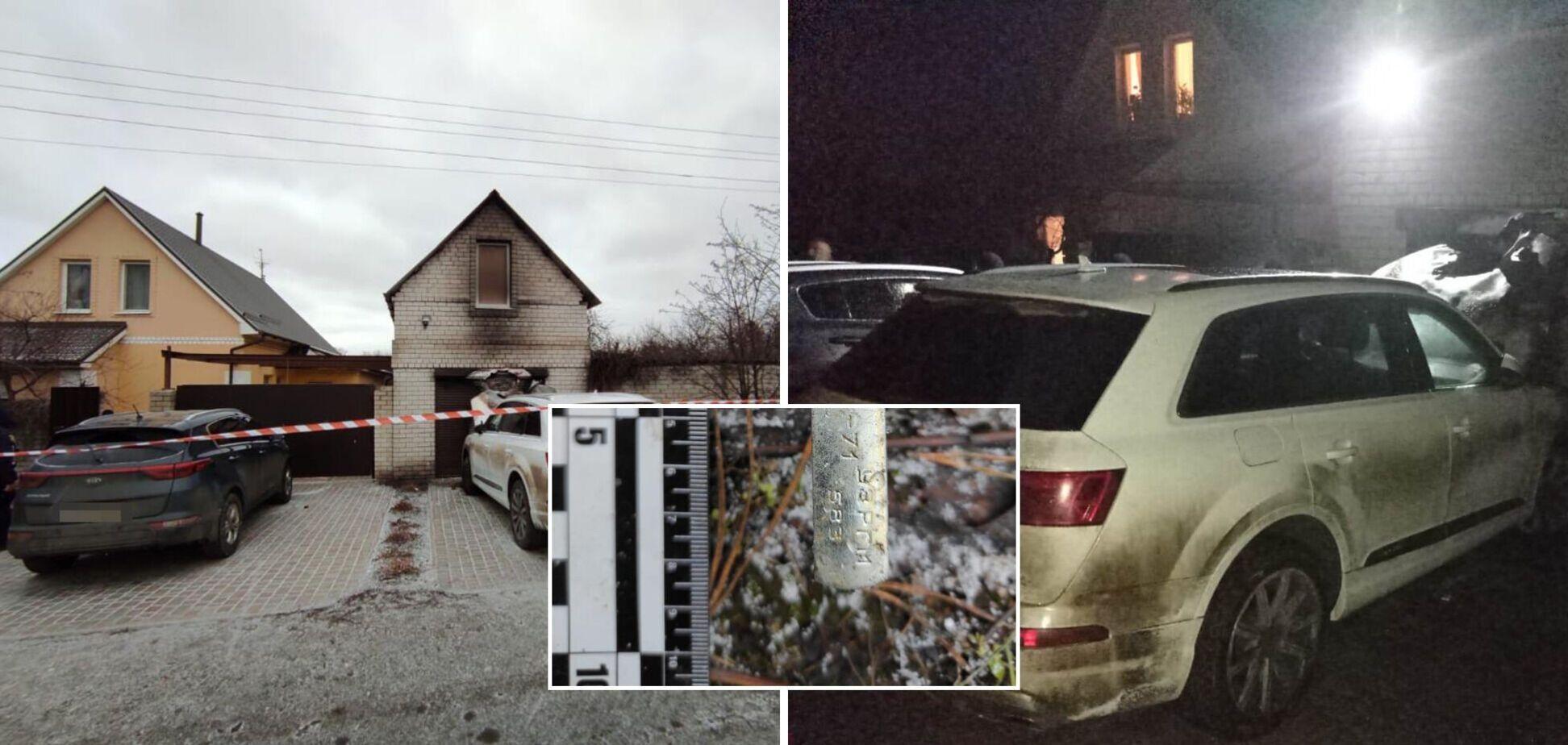 У Сороківці на Харківщині в будинок кинули гранату