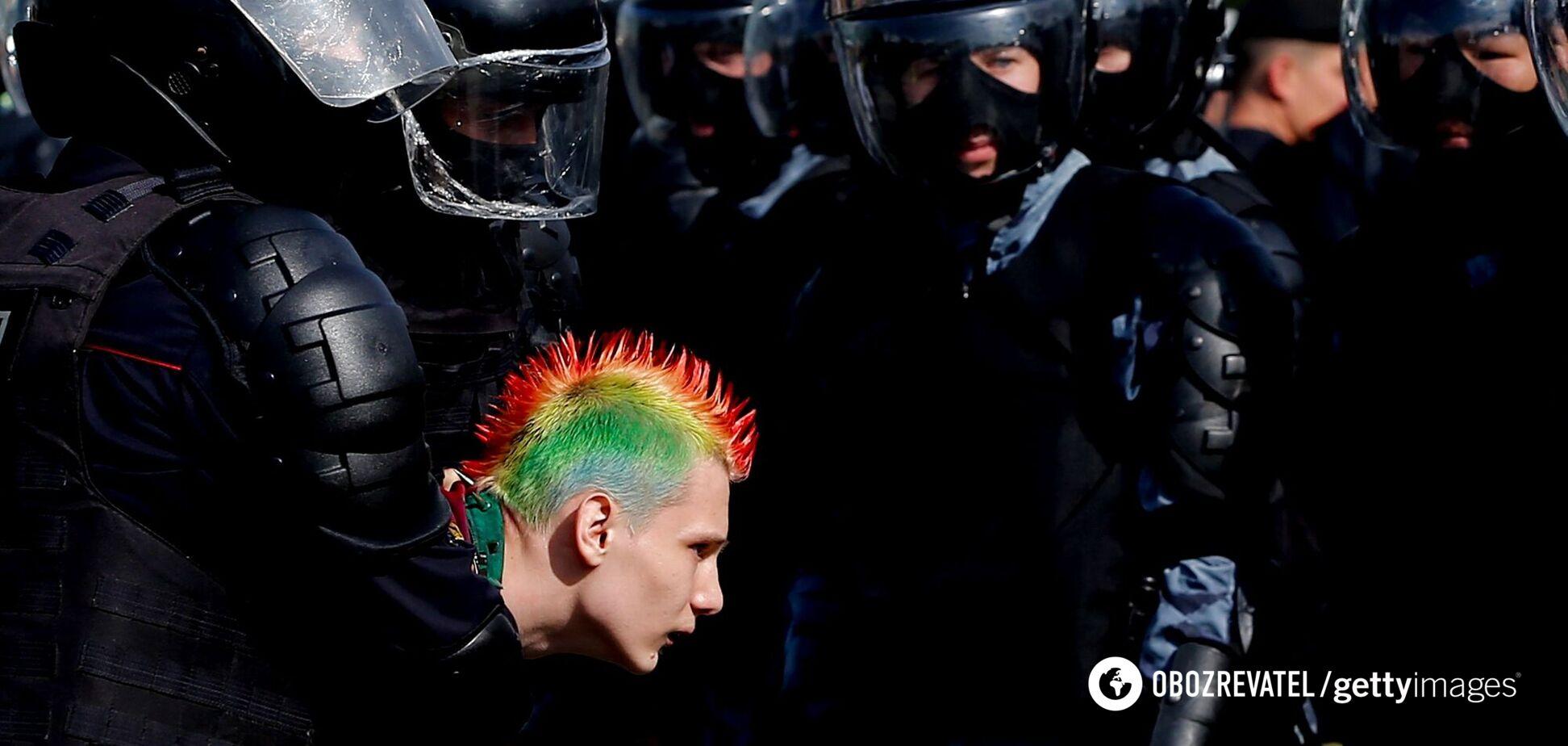 Протесты в России приведут к взрыву, – Яковенко