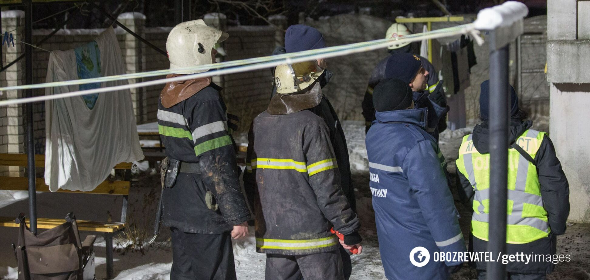 В Украине из-за непогоды без электричества частично остались семь областей
