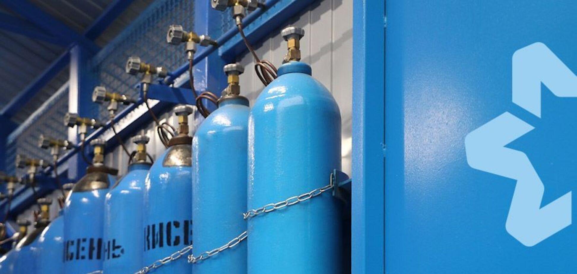 За останні п'ять років міські лікарні Маріуполя отримали понад 400 тис кубометрів кисню