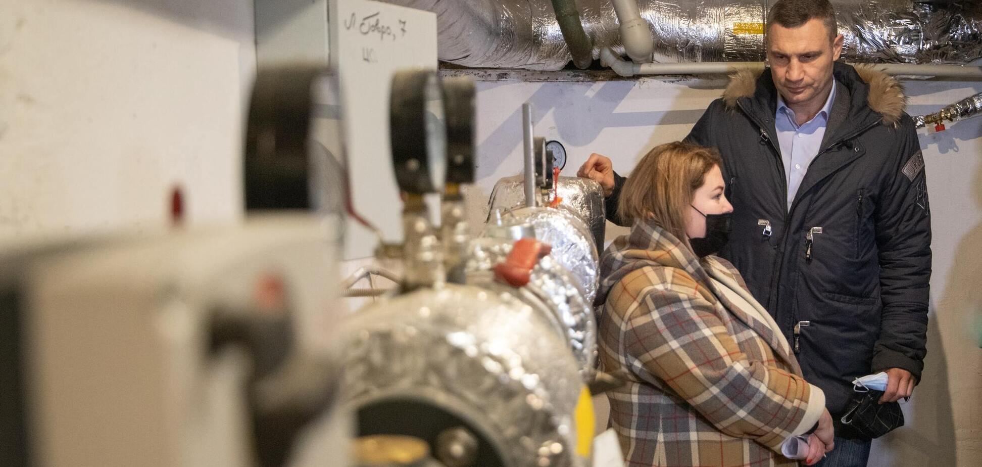 Кличко рассказал, как сэкономить на платежках за тепло до 40%