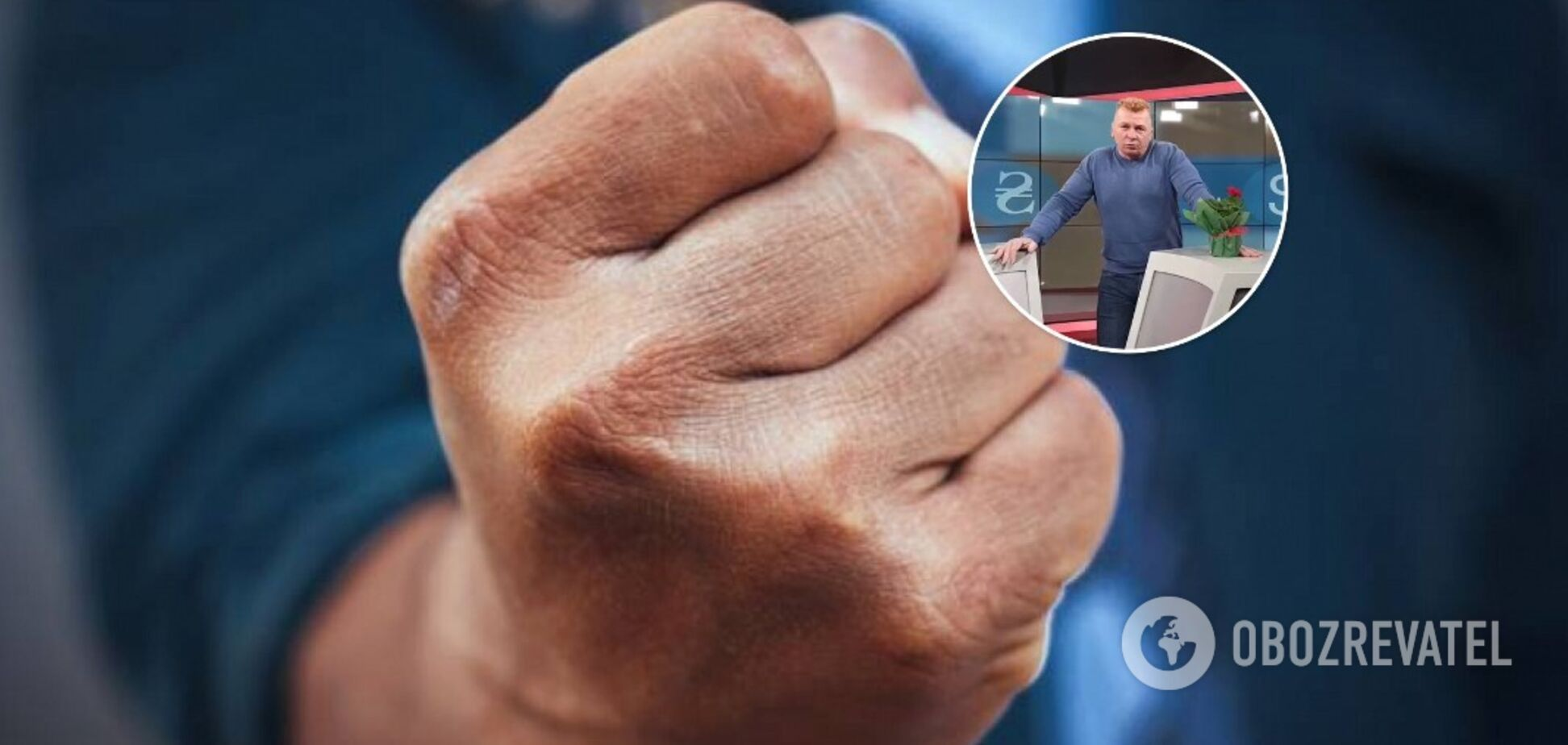 Юрий Коновальчук агрессивно отреагировал на действия активистов
