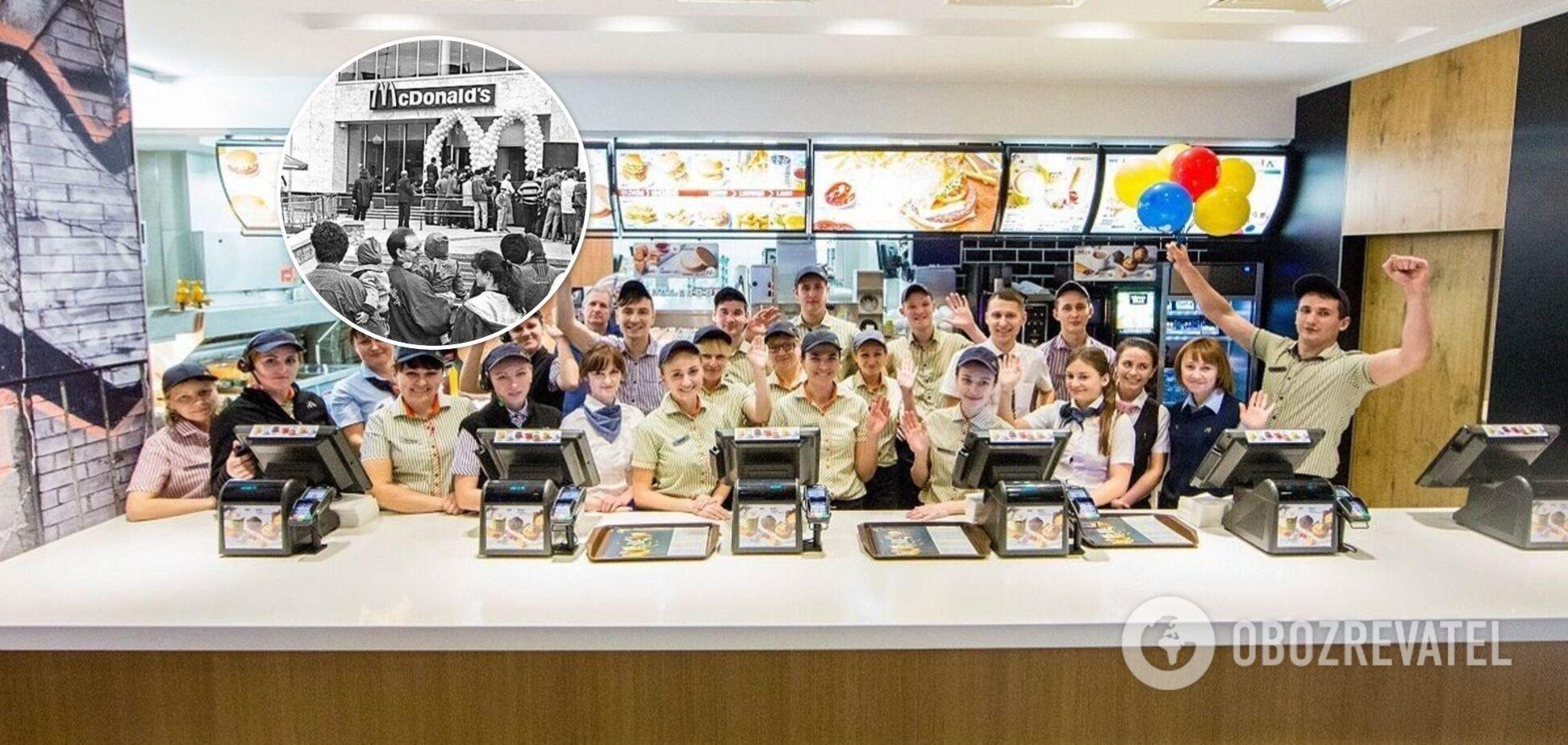 Первый ресторан быстрого питания появился в столице в 1997 году